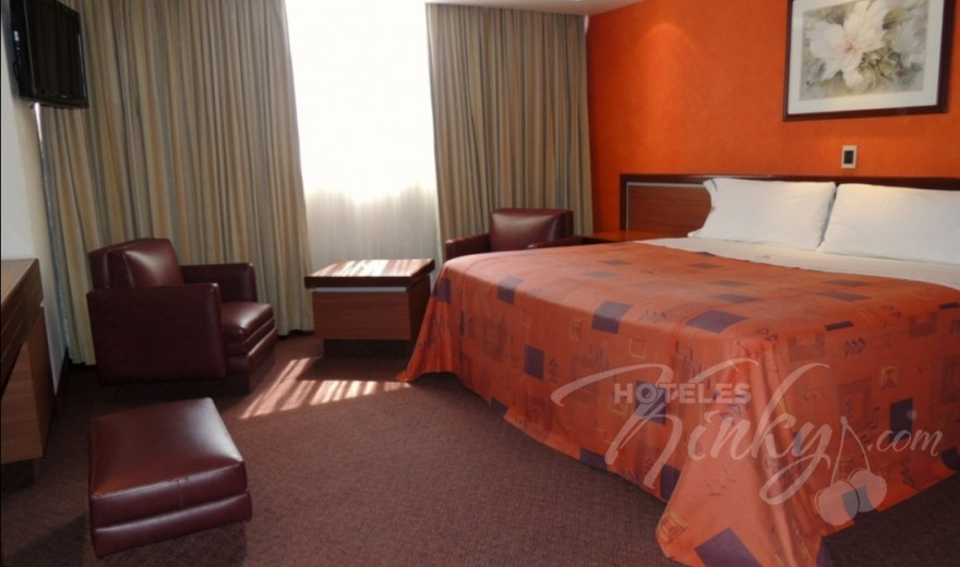Love Hotel Montreal, Habitacion Torre Doble