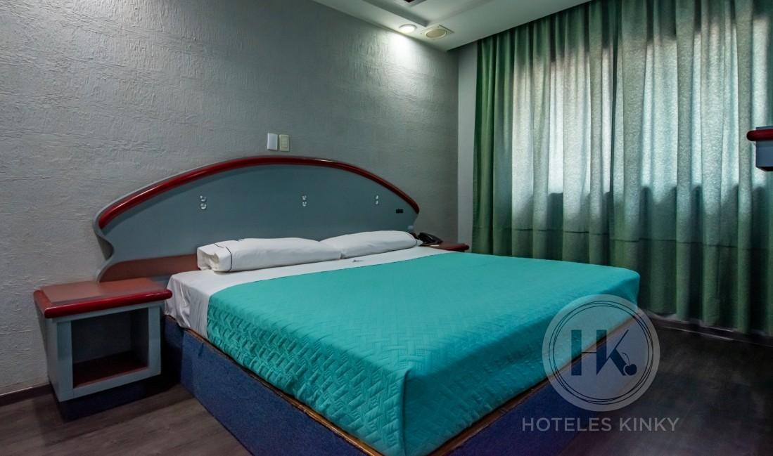 Love Hotel Muy, Habitación King Size