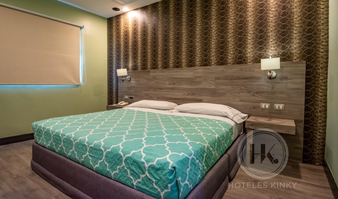 Love Hotel Muy, Habitación Sens