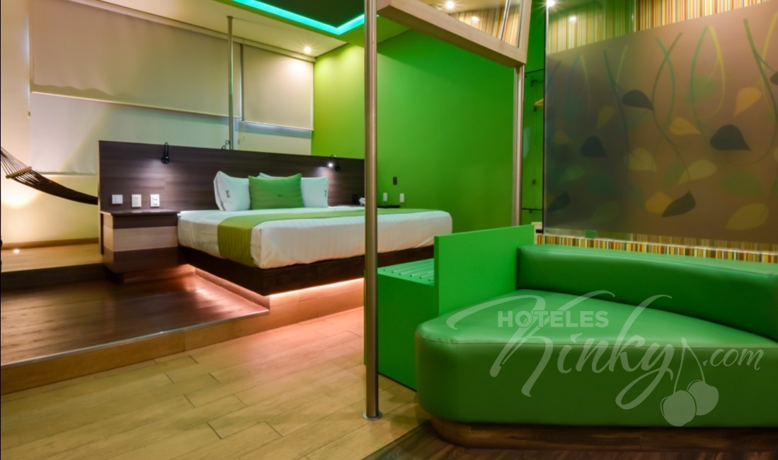 Love Hotel Natura , Habitacion Torre Sencilla