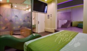 Love Hotel Natura , Habitacion Villa Master Suite