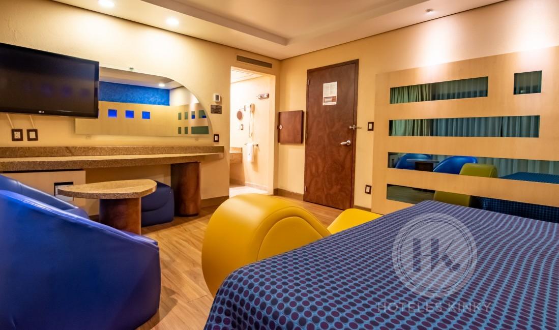 Habitaciòn Suite del Love Hotel Niágara Hotel & Suites