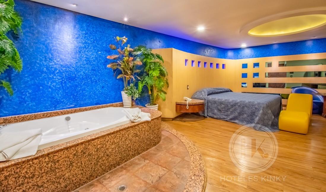 Love Hotel Niágara Hotel & Suites, Habitacion Suite Iguazú