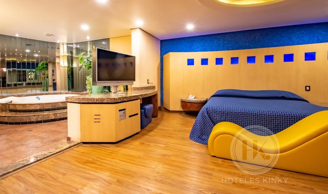 Love Hotel Niágara Hotel & Suites, Habitacion Suite Niágara