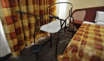 Love Hotel Auto Hotel Niza, Habitación Suite del Amor