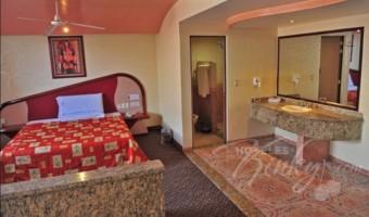 Love Hotel Auto Hotel Niza, Habitación Suite Jacuzzi