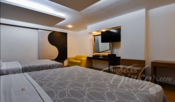 Love Hotel Novo Coapa, Habitacion Torre Doble