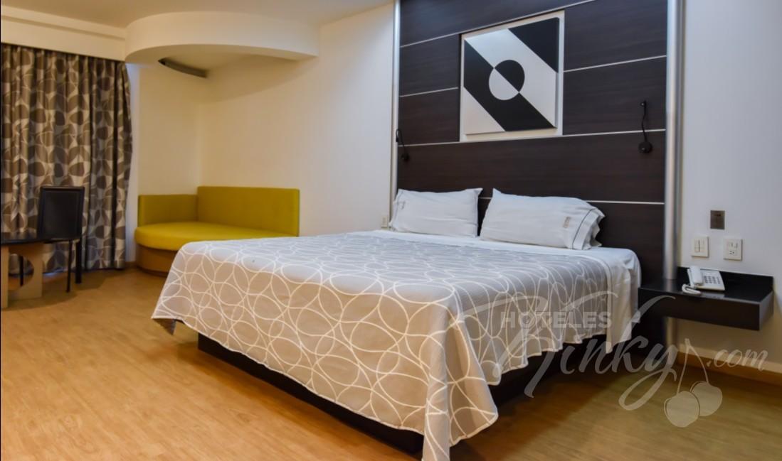 Love Hotel Novo Coapa, Habitacion Torre Sencilla