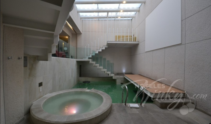 Love Hotel Novo Coapa, Habitacion Villa Alberca