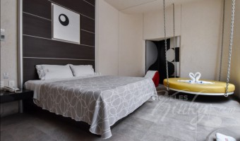 Love Hotel Novo Coapa, Habitacion Villa Jacuzzi