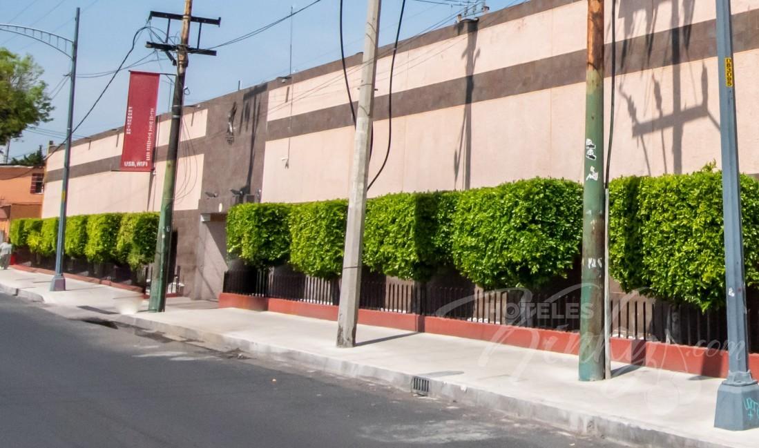 Love Hotel Nuevo Tijuana