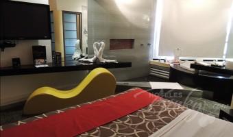 Love Hotel O`Gavilán, Habitación Torre Jacuzzi