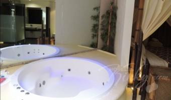 Love Hotel O´Gavilán, Habitación Villa Jacuzzi - Sauna