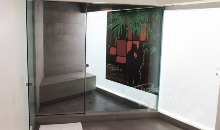 Love Hotel O´Gavilán, Habitacion Villa Jacuzzi - Vapor