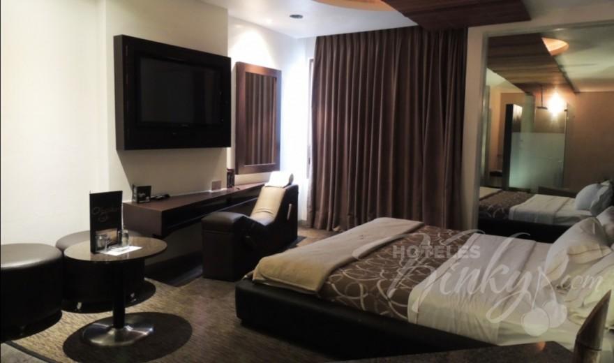 Love Hotel O´Gavilán, Habitacion Villa Sencilla