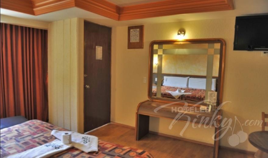 Love Hotel Oasis, Habitacion Sencilla