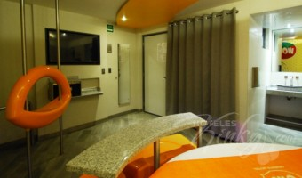 Love Hotel OH Oriente, Habitacion Suite Junior WOW!