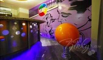 Love Hotel OH Oriente, Habitacion Suite Master Yeah!