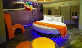 Love Hotel OH Oriente, Habitación Suite Master Yeah!