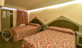 Love Hotel Olimpo, Habitación Doble Sencilla