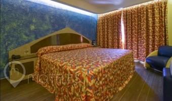 Love Hotel Olimpo, Habitación King Size