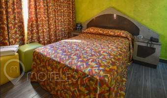 Love Hotel Olimpo, Habitacion Matrimonial
