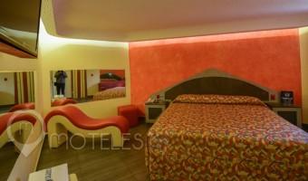 Love Hotel Olimpo, Habitación Suite