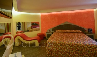 Love Hotel Olimpo, Habitacion Suite
