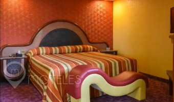 Love Hotel Olimpo, Habitación Suite Master