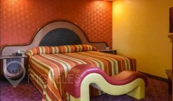 Love Hotel Olimpo, Habitacion Suite Master