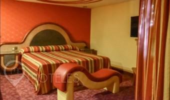 Love Hotel Olimpo, Habitación Suite Olimpo