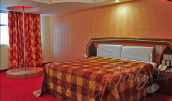 Love Hotel Auto Hotel Paris, Habitacion Torre Hotel Especial