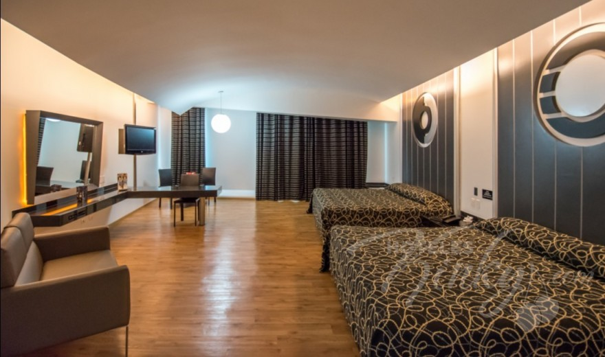 Love Hotel Pasadena Hotel & Villas , Habitación Torre Doble VIP