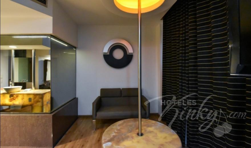Habitaciòn Torre Junior VIP del Love Hotel Pasadena Hotel & Villas