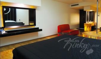 Love Hotel Pasadena Hotel & Villas , Habitacion Villa Junior Vip