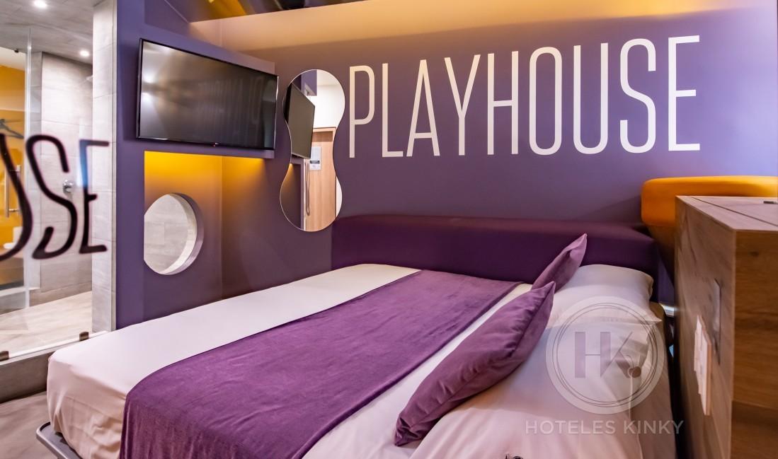Love Hotel Pasadena Hotel & Villas , Habitacion Villa VIP Plus Play House