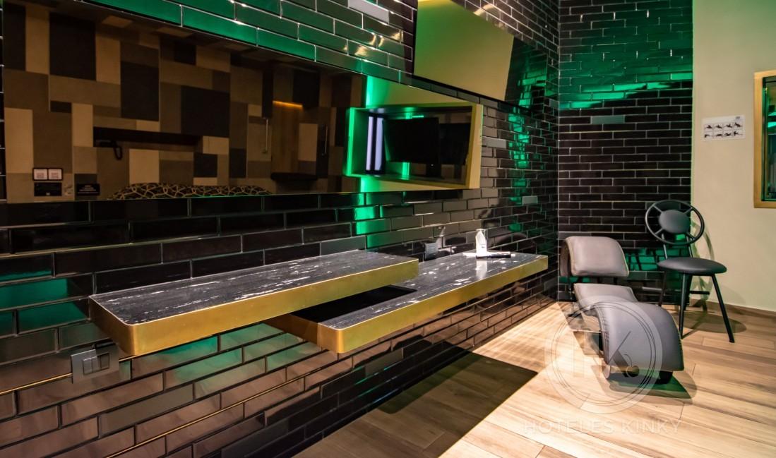 Habitaciòn Villa VIP Plus del Love Hotel Pasadena Hotel & Villas