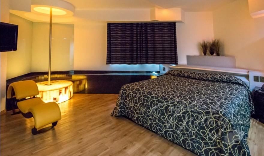 Habitaciòn Villa VIP del Love Hotel Pasadena Hotel & Villas