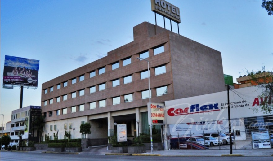 Love Hotel Patriotismo Hotel & Villas