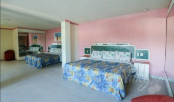 Love Hotel Pegaso, Habitación Villa Doble