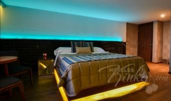 Love Hotel Picasso Circuito , Habitacion Jacuzzi  Hotel