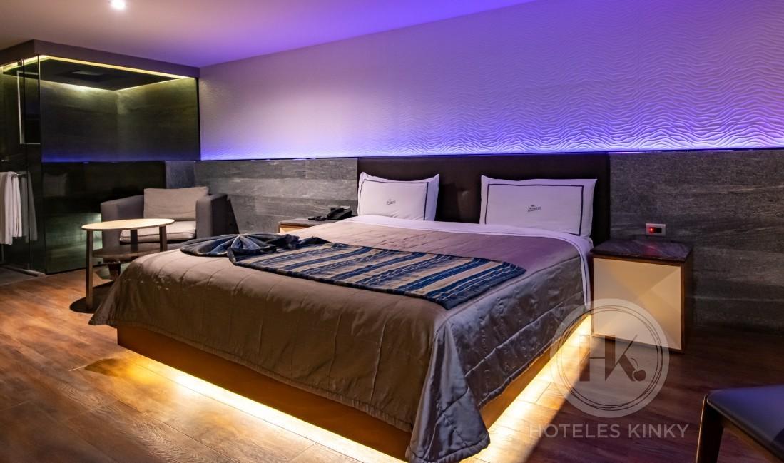 Love Hotel Picasso Circuito , Habitacion Suite