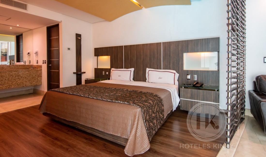 Habitaciòn Alberca del Love Hotel Picasso Periférico Tláhuac