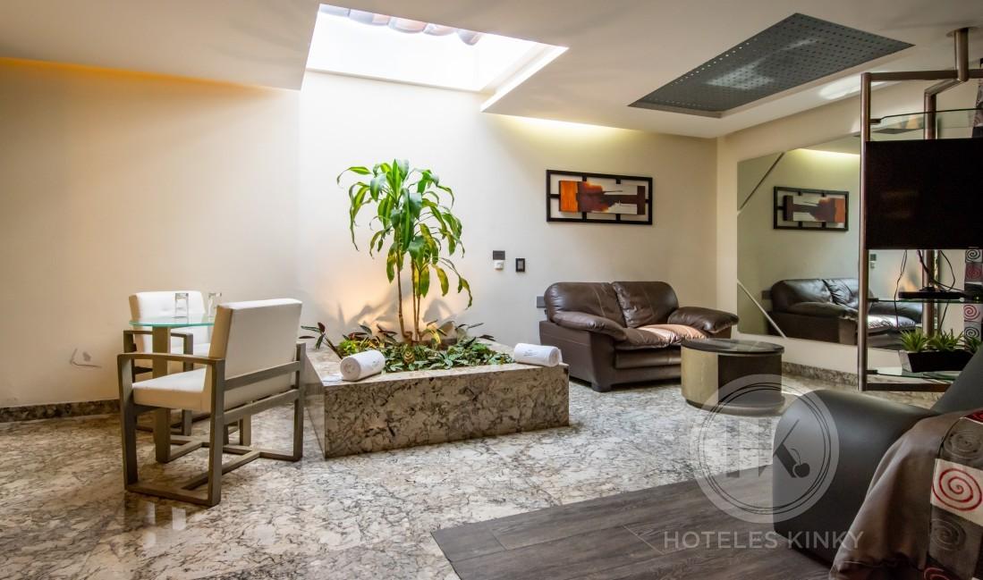 Love Hotel Picasso - Toluca, Habitacion Master Suite