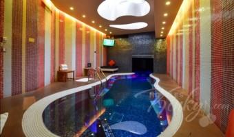Love Hotel Pirámides del Valle, Habitación Alberca Lounge