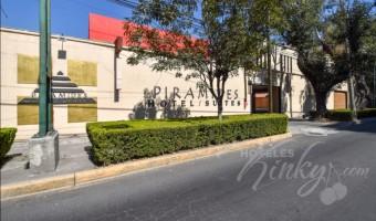 Love Hotel Pirámides del Valle en la Zona Centro de la Ciudad de México