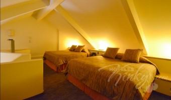 Love Hotel Pirámides Narvarte, Habitación Doble