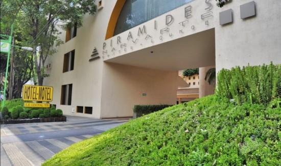 Imagen del Love Hotel Pirámides Narvarte
