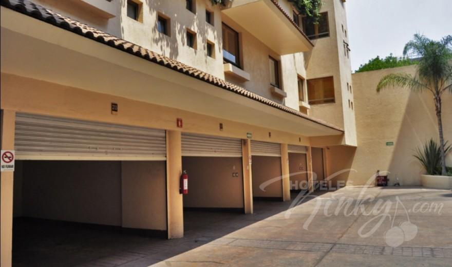 Love Hotel Pirámides Narvarte