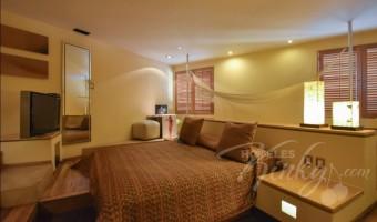 Love Hotel Pirámides Narvarte, Habitacion Suite Motel - Hamaca